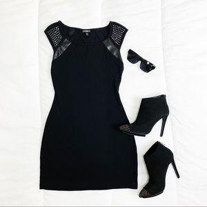 Express Dresses - Express Black Cocktail Dress - Size Small